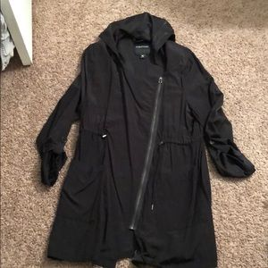 Chic raincoat